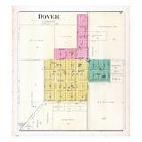 1892, Dover, Illinois, United States Giclee Print