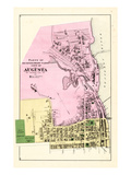 1879, Augusta 2, Maine, United States Giclee Print