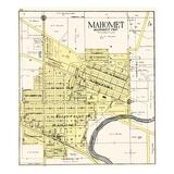 1929, Mahomet, Illinois, United States Giclee Print