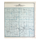 1896, Frankenmuth Township, Dead River, Michigan, United States Giclee Print