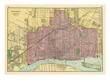 1906, Detroit, Michigan, United States Giclee Print