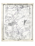 1914, Woodbury and Plainview Locality, New York, United States Giclee Print