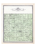 1905, Ashland Township, Minnesota, United States Giclee Print