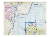 1898, Prior Lake, Grainwood Park, Minnesota, United States Giclee Print