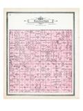 1905, Ellington Township, Minnesota, United States Giclee Print