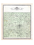 1905, Hayfield Township, Minnesota, United States Giclee Print
