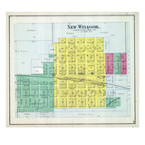1892, New Windsor, Illinois, United States Giclee Print