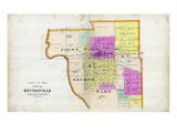 1897, Keytesville City 1, Missouri, United States Giclee Print