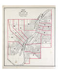 1896, Sanigaw, Michigan, United States Giclee Print