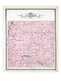 1905, Claremont Township, Rice Lake, Minnesota, United States Giclee Print