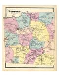 1867, Bedford, New York, United States Giclee Print