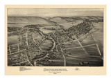 1893, Downingtown, Pennsylvania, United States Giclee Print