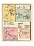 1867, Mont Kisco, Katonah, Bedford, Bedford Station, New York, United States Giclee Print