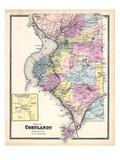 1867, Cortlandt, New York, United States Giclee Print