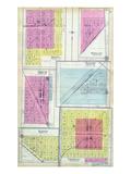 1905, Ohiowa, Martland, Milligan, Buxton, Burress, Shickley, Nebraska, United States Giclee Print