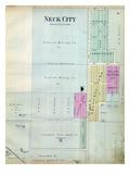 1905, Neck City, Missouri, United States Giclee Print