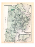 1873, Greenport, New York, United States Giclee Print