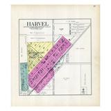 1912, Harvel, Illinois, United States Giclee Print