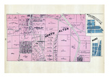 1892, North Alton, Moro, West Collinsville, Montview, Illinois, United States Giclee Print