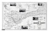 1955, Amador County 1955c, California, United States Giclee Print
