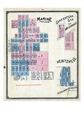 1892, Marine, Carpenters Station, Millersville, Heintzville, Illinois, United States Giclee Print