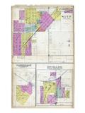 1912, Witt, Hurricane, Donnellson, Illinois, United States Giclee Print