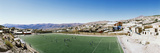 High Angle View of a Soccer Field, Potosi, Tomas Frias Province, Potosi Department, Bolivia Photographic Print by  Panoramic Images