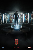 Iron Man 3 - Teaser Julisteet