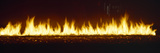 Wall of Flames, Dubai, United Arab Emirates Photographic Print by  Panoramic Images