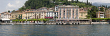 Buildings at the Waterfront, Lake Como, Bellagio, Como, Lombardy, Italy Photographic Print by  Panoramic Images