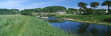 Bridge across a River, Sawley Bridge, River Ribble, Sawley, Pendle, Lancashire, England Photographic Print by  Panoramic Images