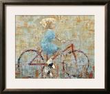 Bicycle Art by Rebecca Kinkead