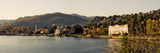 Hotel at the Waterfront, Villa D'Este, Lake Como, Como, Lombardy, Italy Photographic Print by  Panoramic Images
