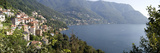 Town at the Waterfront, Lake Como, Como, Lombardy, Italy Photographic Print by  Panoramic Images