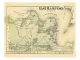 1873, East Hampton, New York, United States Giclee Print
