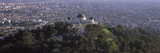 Observatory on a Hill with Cityscape in the Background, Griffith Park Observatory, Los Angeles, ... Photographic Print by  Panoramic Images