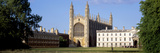 Chapel in a College, King's College Chapel, King's College, Cambridge University, the Backs, Cam... Photographic Print by  Panoramic Images