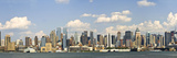 City at the Waterfront, New York City, New York State, USA 2010 Photographic Print by  Panoramic Images