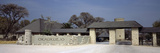 Entrance of a Rest Camp, Okaukuejo, Etosha National Park, Kunene Region, Namibia Photographic Print by  Panoramic Images