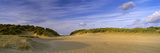 Sand Dunes on the Beach, Holkham Beach, Norfolk, England Photographic Print by  Panoramic Images