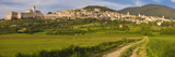 Village on a Hill, Assisi, Perugia Province, Umbria, Italy Photographic Print by  Panoramic Images