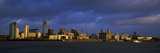 City at the Waterfront, Liverpool, River Mersey, Merseyside, England 2010 Photographic Print by  Panoramic Images