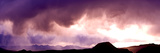 Storm Clouds over Mountains, Sonoran Desert, Arizona, USA Photographic Print by  Panoramic Images