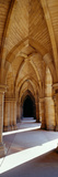Archway in a University, University of Glasgow, Glasgow, Scotland Photographic Print by  Panoramic Images