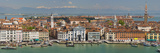 High Angle View of a City at the Waterfront, Venice, Veneto, Italy Photographic Print by  Panoramic Images