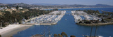 High Angle View of a Harbor, Dana Point Harbor, Dana Point, Orange County, California, USA Photographie par Panoramic Images