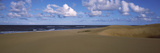 Cumulus Clouds over the Beach, South Africa Photographic Print by  Panoramic Images
