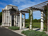 Pergola to a Bookroom at the War Memorial Gardens, Designed by Edwin Lutyens, Islandbridge, Dubl... Photographic Print