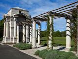 Pergola to a Bookroom at the War Memorial Gardens, Designed by Edwin Lutyens, Islandbridge, Dubl... Photographic Print