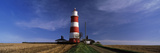 Low Angle View of a Lighthouse, Happisburgh Lighthouse, Happisburgh, Norfolk, England Photographic Print by  Panoramic Images